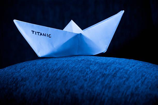 titanic nautic nautical vessel origami pictures images and stock