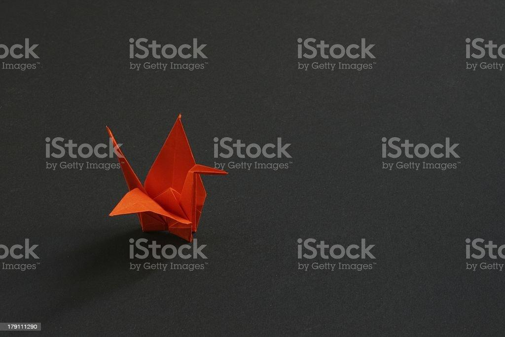 Origami stock photo
