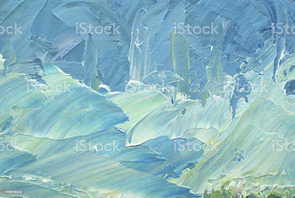 original acrylic painting background royalty-free stock photo