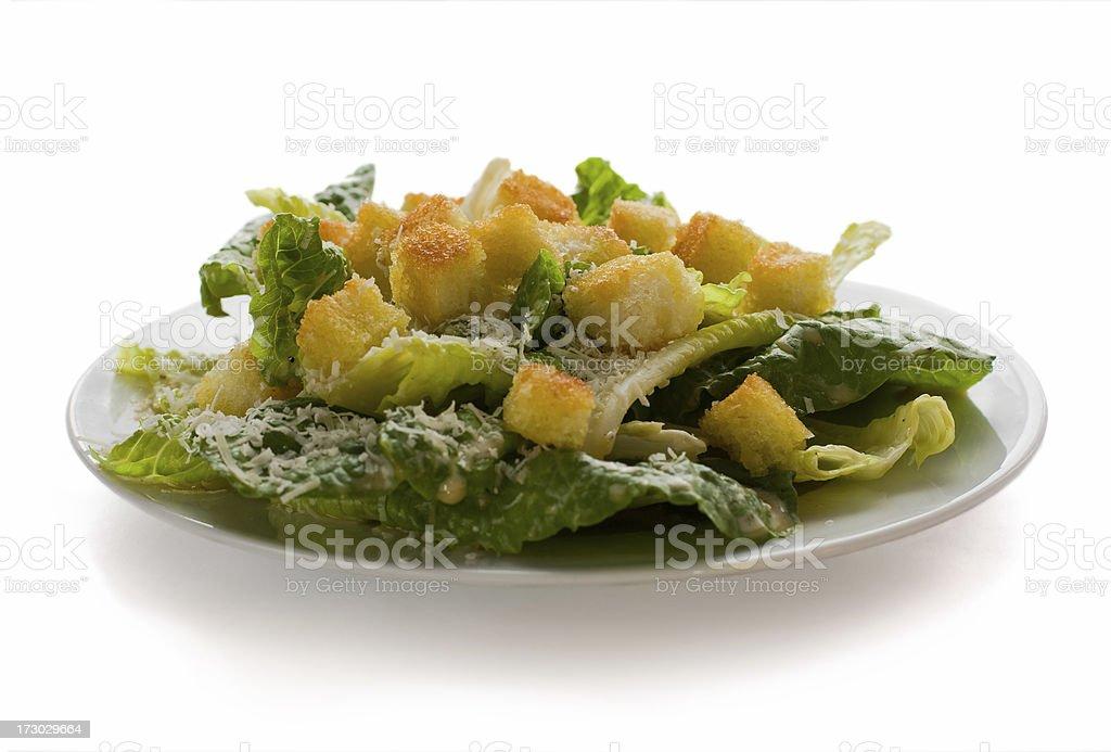 Original caesar salad stock photo
