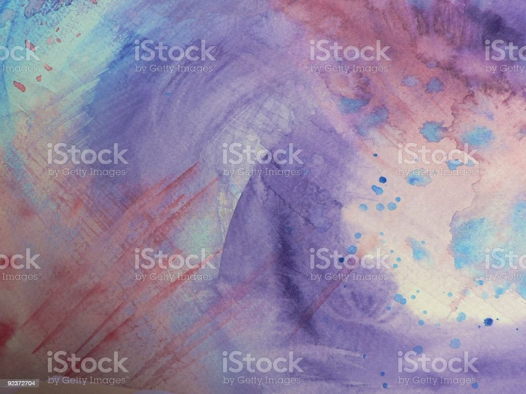 original watercolor background royalty-free stock photo