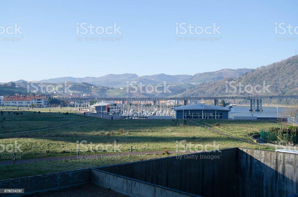 Orio, Spain stock photo