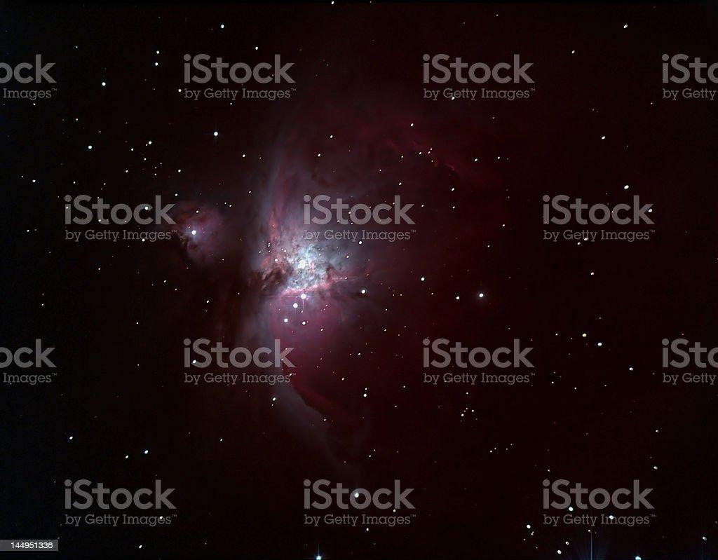 Orion's Nebula royalty-free stock photo