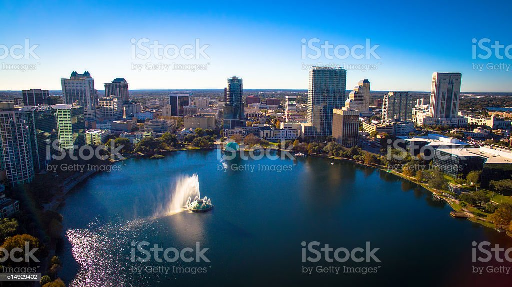 Orlando, Florida stock photo