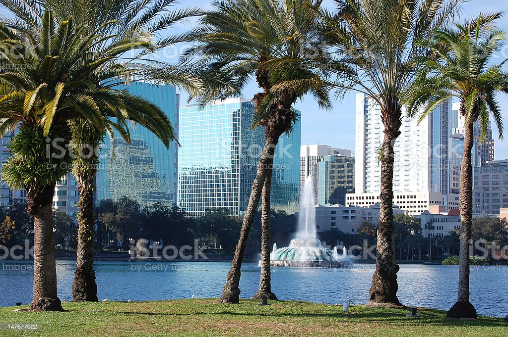 Orlando stock photo