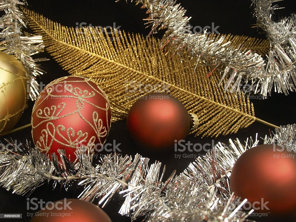 Ornament arrangement royalty-free stock photo