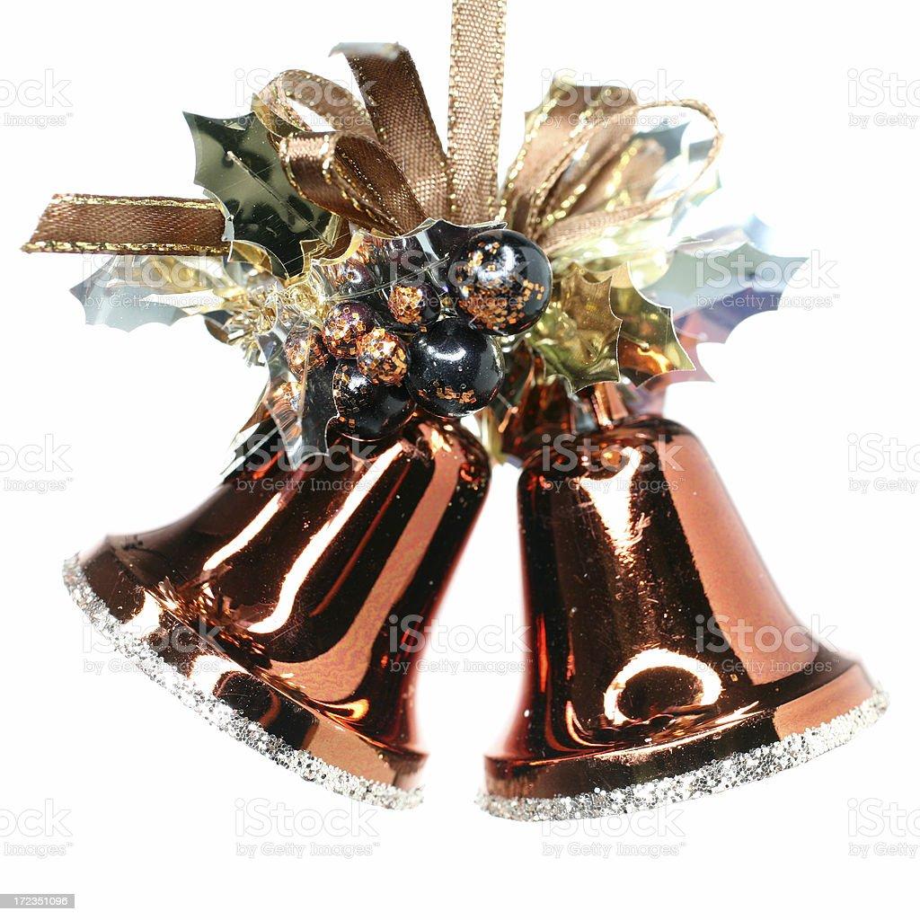 Ornament Bells royalty-free stock photo