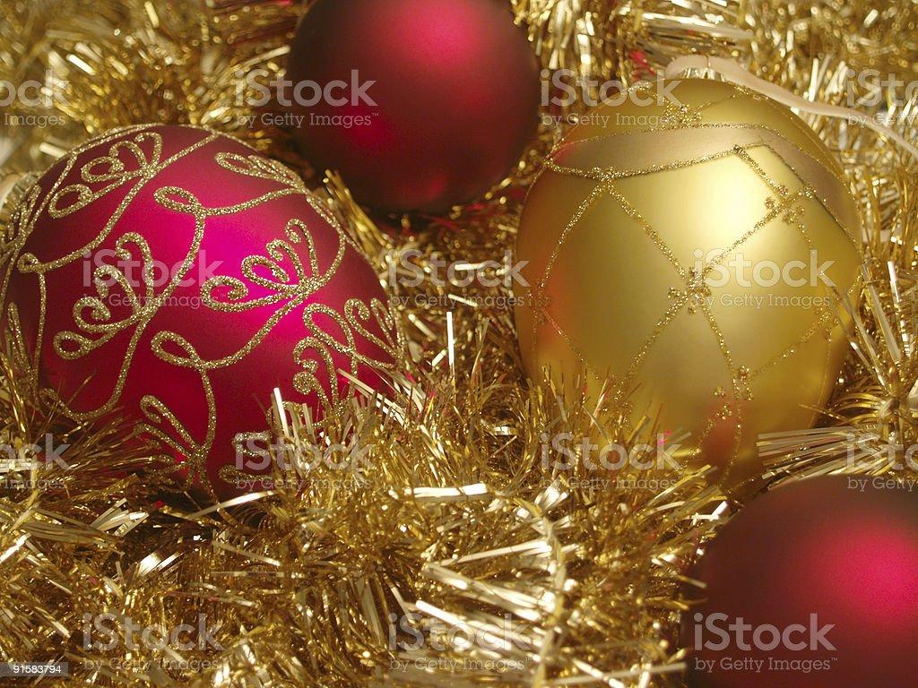 Ornament nest royalty-free stock photo