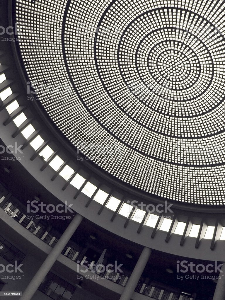 ornament roof royalty-free stock photo