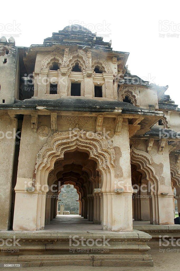 Ornamental Arches stock photo