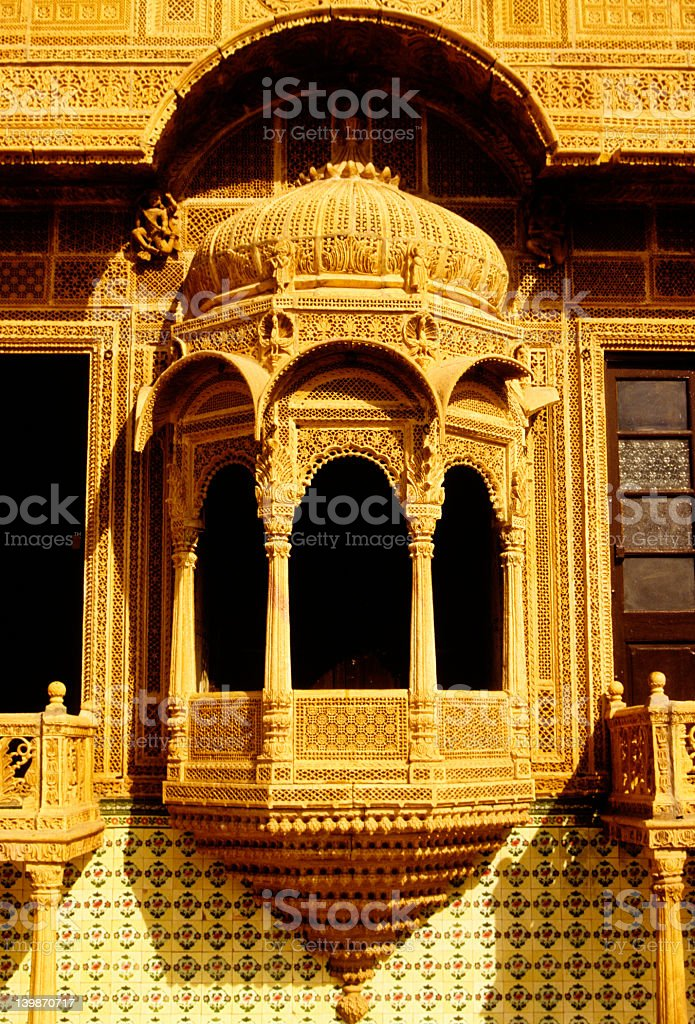 Ornat Architecture royalty-free stock photo