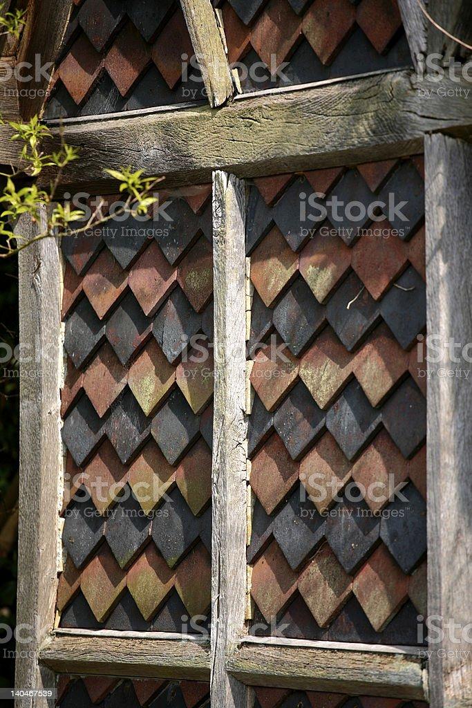 Ornate tiling royalty-free stock photo