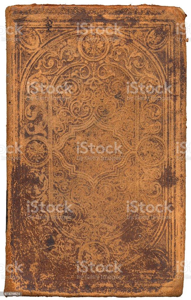 ornate vintage book stock photo
