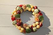 Ornate Wreath