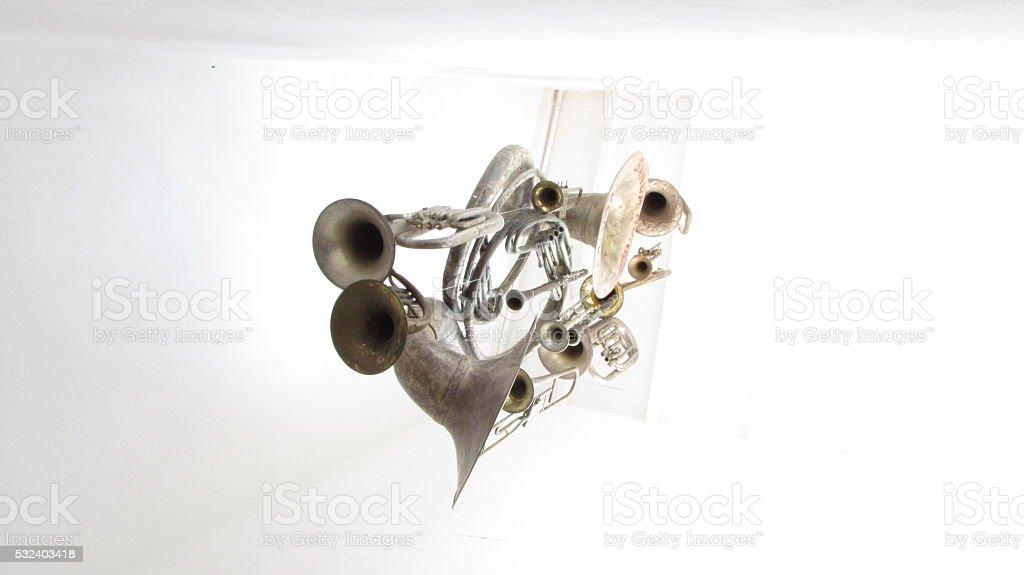 Orquestación royalty-free stock photo