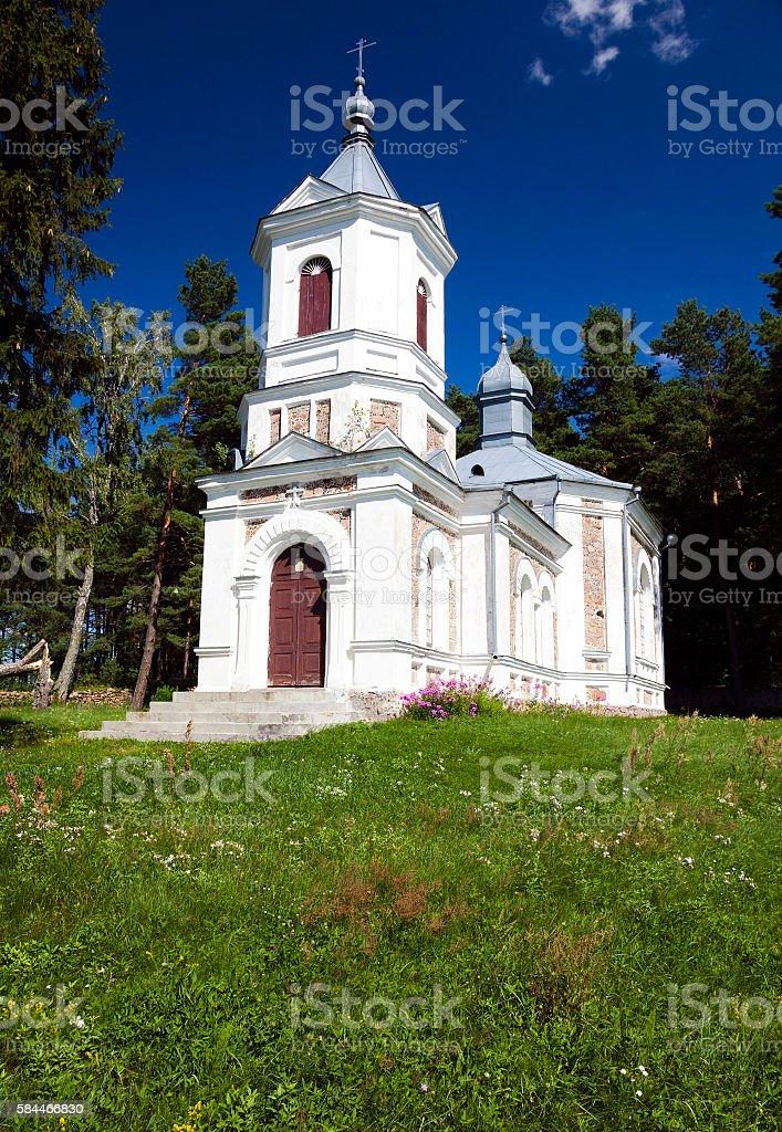 Orthodox Church , Belarus stock photo