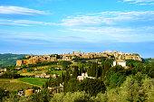 Orvieto: medieval city