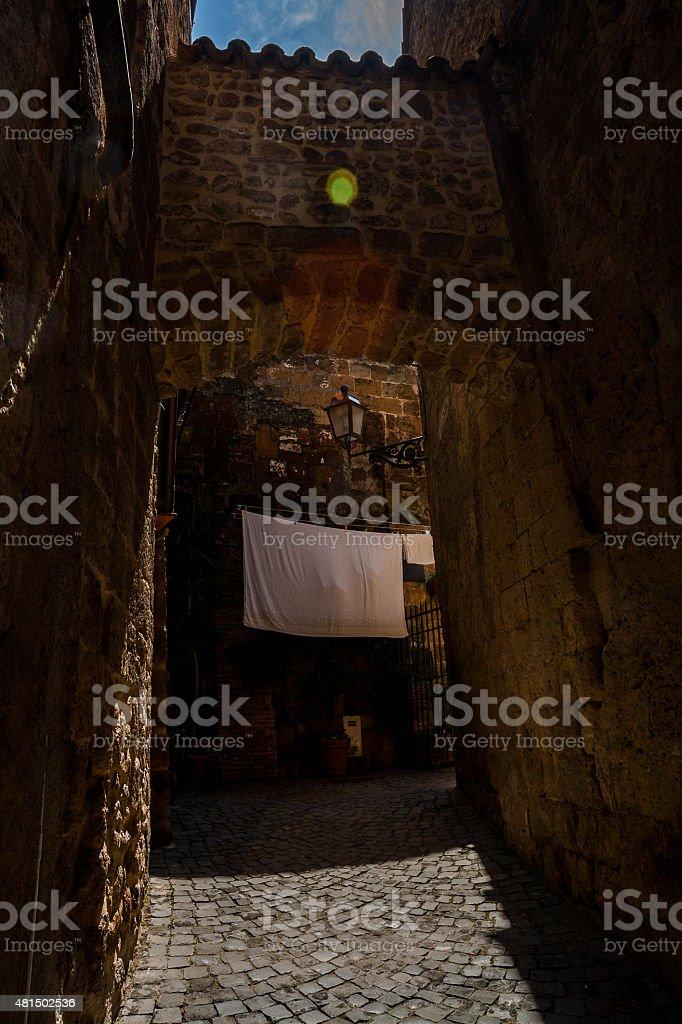 Orvieto, Perugia, Umbria, Italia stock photo