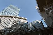Osaka Skyscrapers