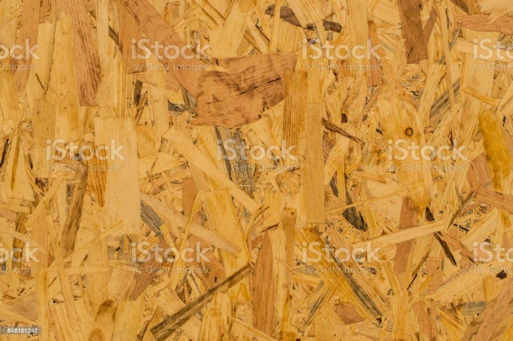 Osb wood stock photo