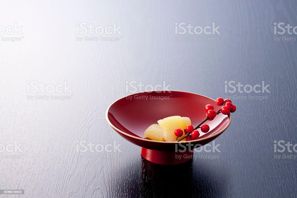Osechi Ryori stock photo