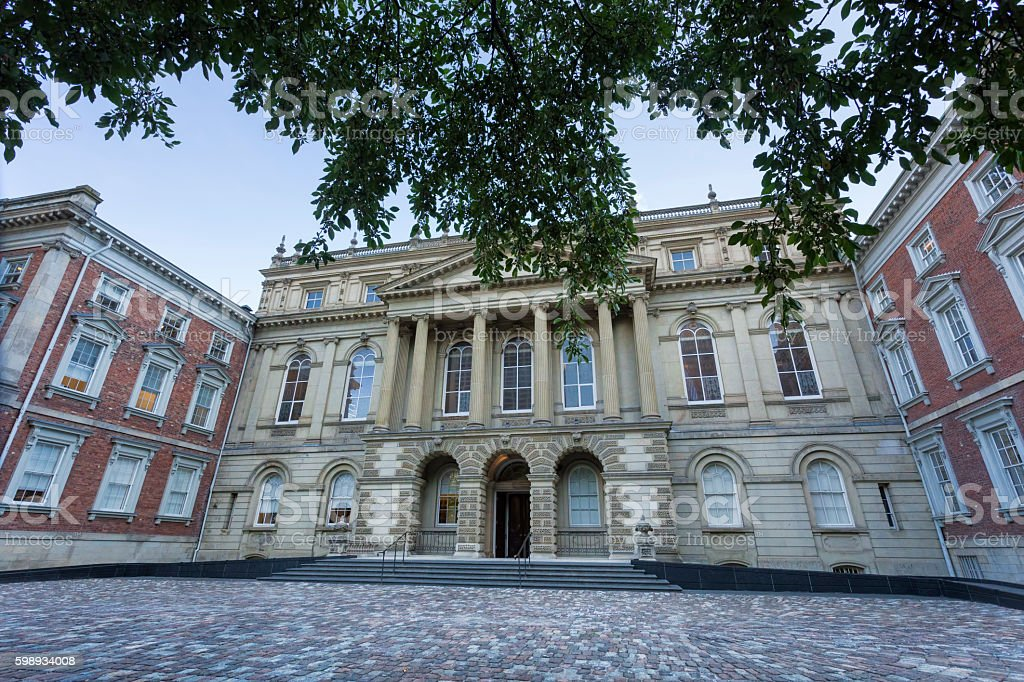 Osgoode Hall stock photo