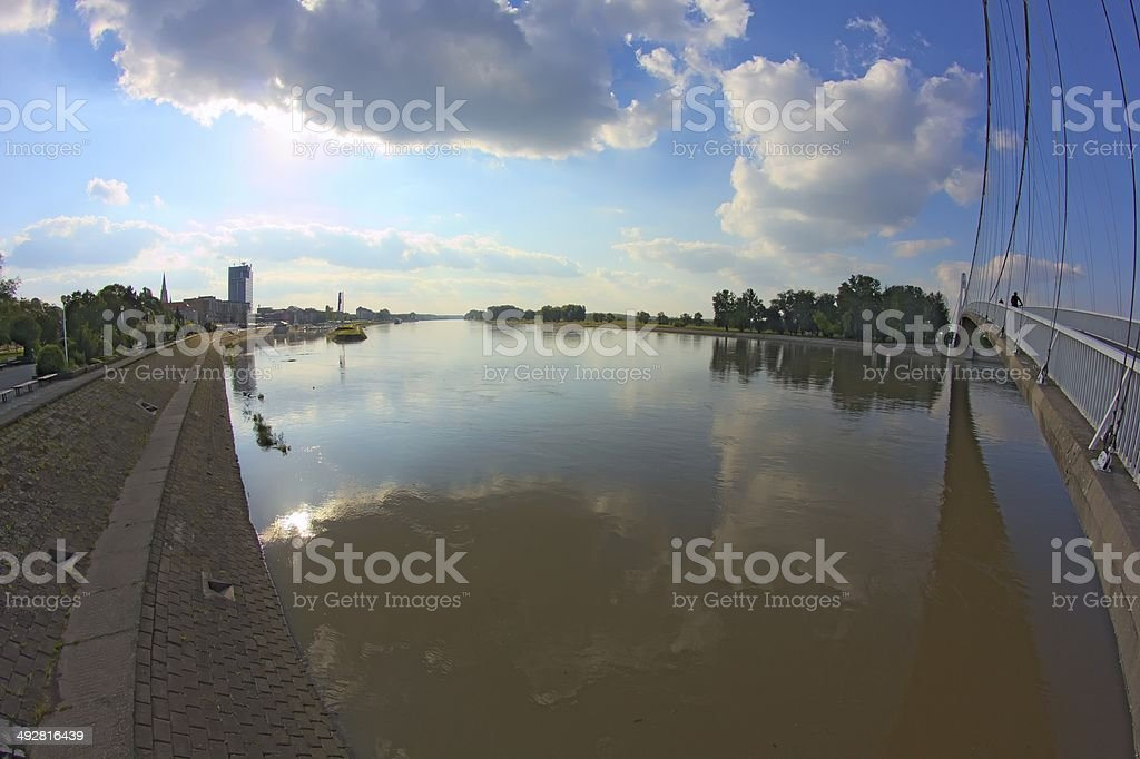 Osijek stock photo