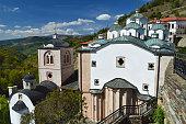 Osogovo Monastery near Kriva Palanka, Macedonia