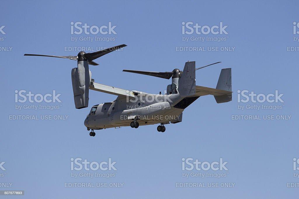 Osprey Aircraft stock photo