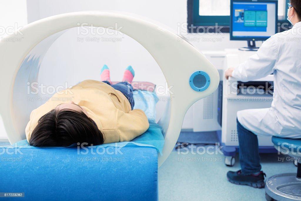 Osteoporosis Treatment stock photo