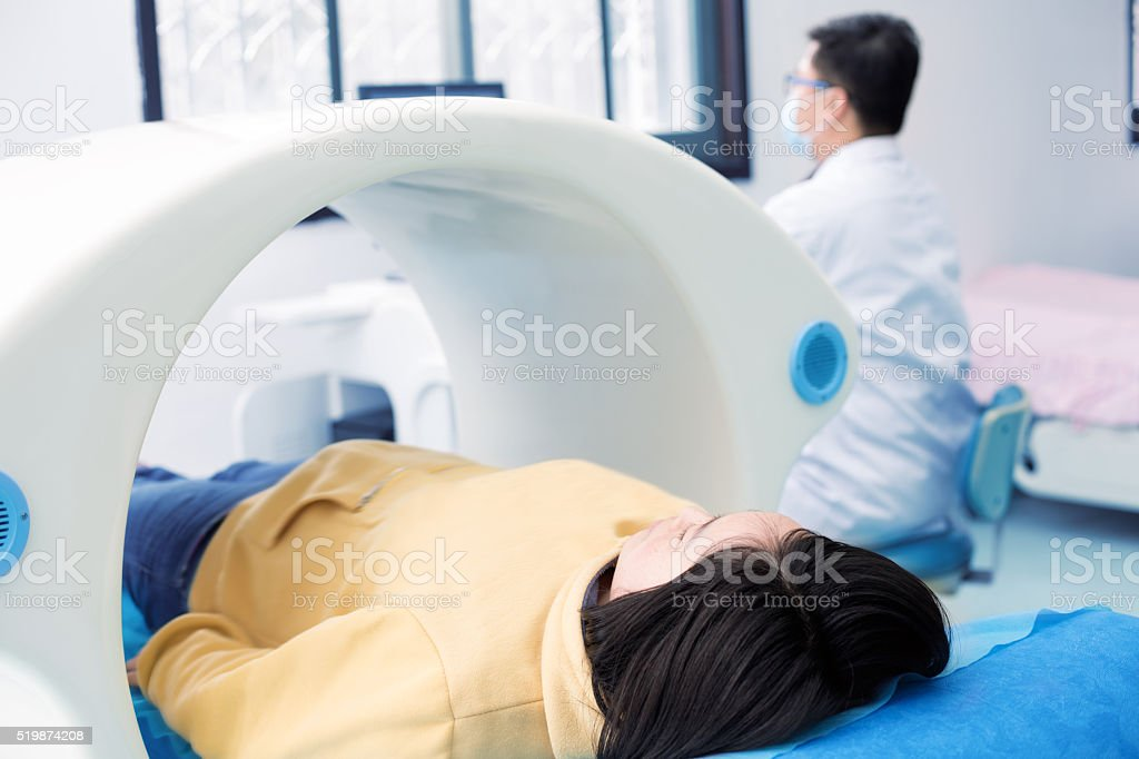 Osteoporosis Treatment stock photo