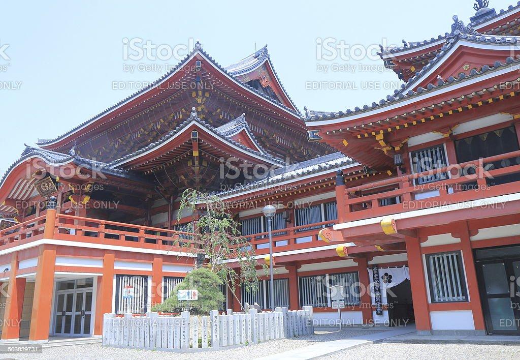 Osu Kannon Temple Nagoya Japan stock photo