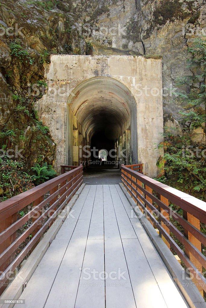 Othello Tunnels stock photo