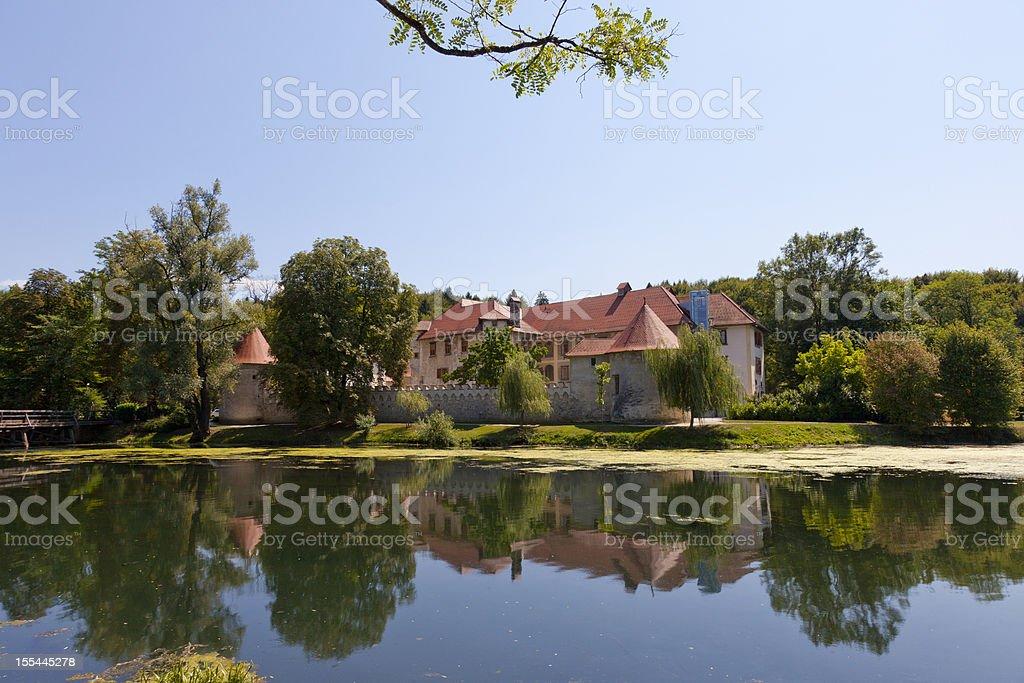 Otocec,Slovenia stock photo