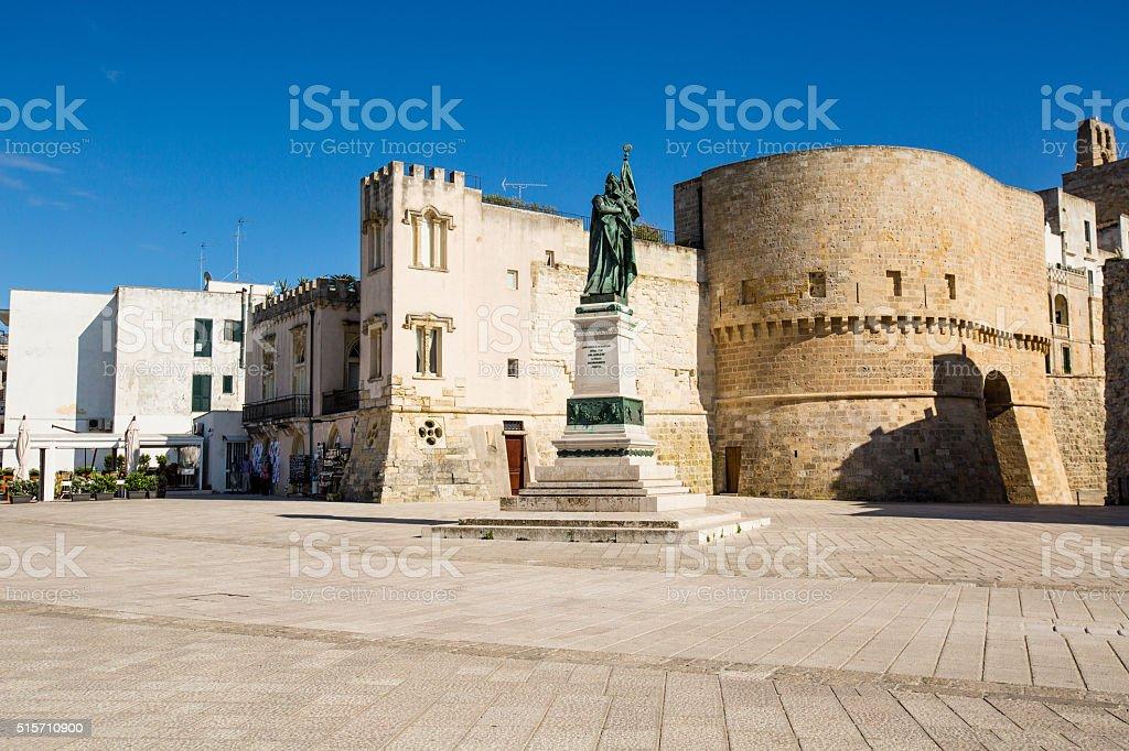 Otranto stock photo