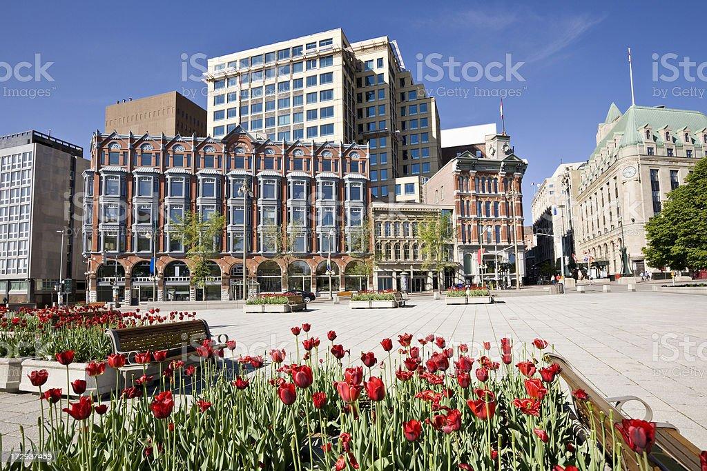 Ottawa, Canada royalty-free stock photo