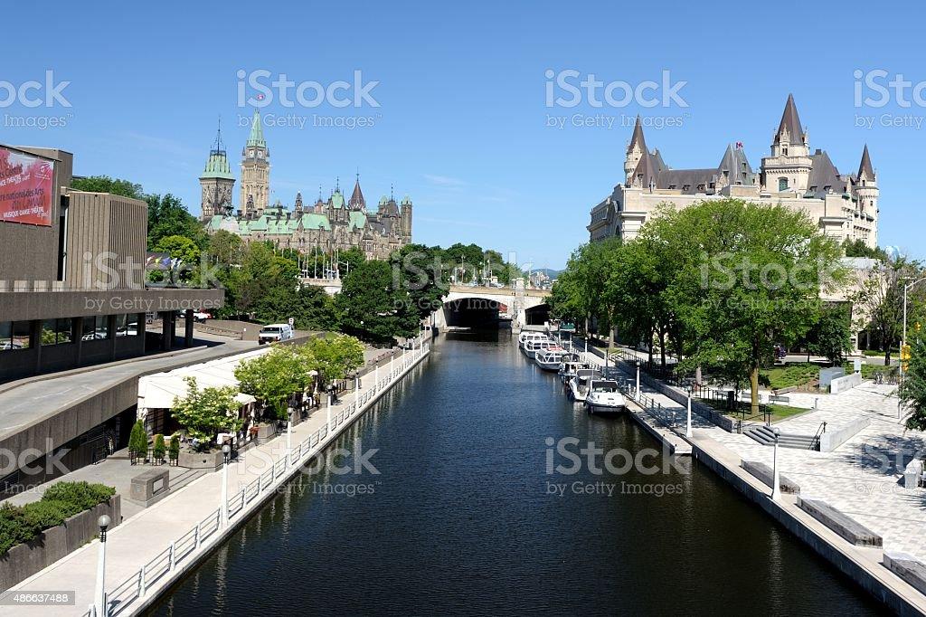 Ottawa Ontario Canada stock photo