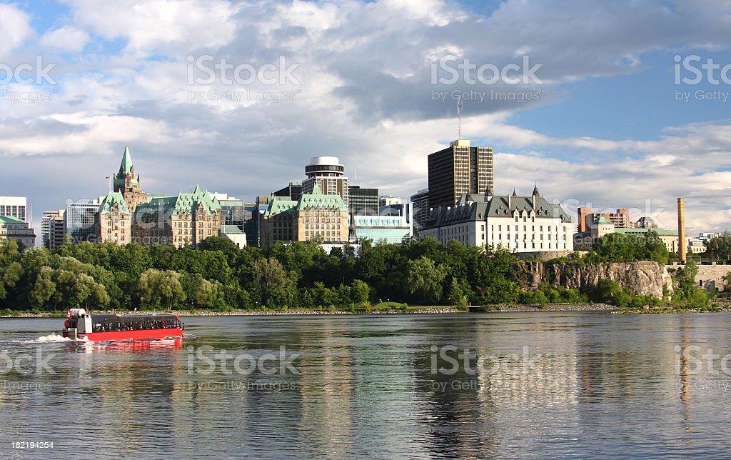 Ottawa royalty-free stock photo