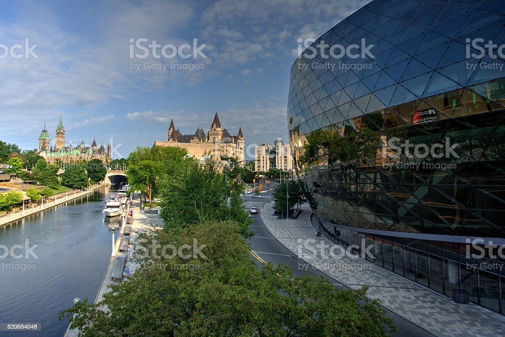 Ottawa stock photo