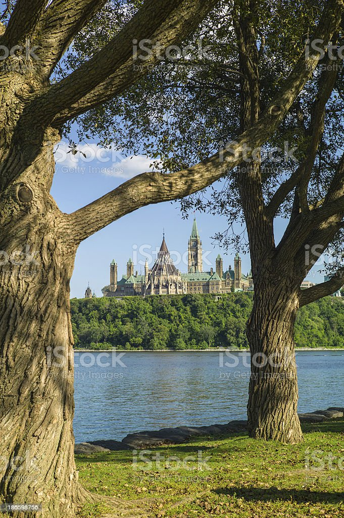 Ottawa View royalty-free stock photo