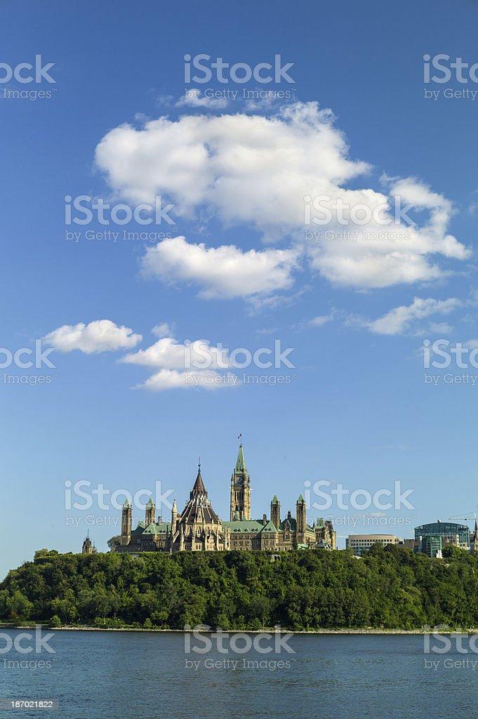 Ottawa View stock photo