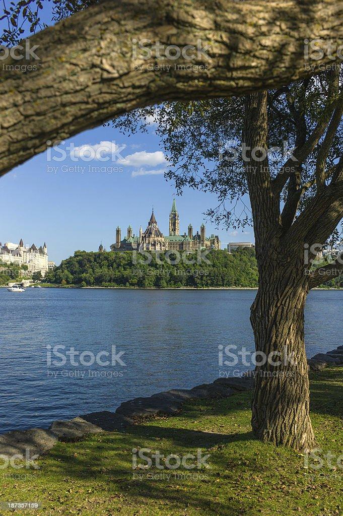 Ottawa View royalty-free stock photo