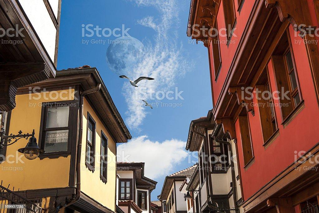 Ottoman Architecture royalty-free stock photo