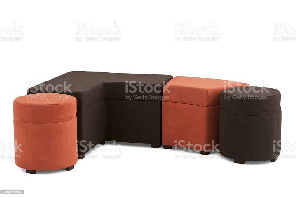 Ottoman royalty-free stock photo