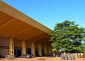 Ouagadougou train station