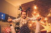 Our Christmas time