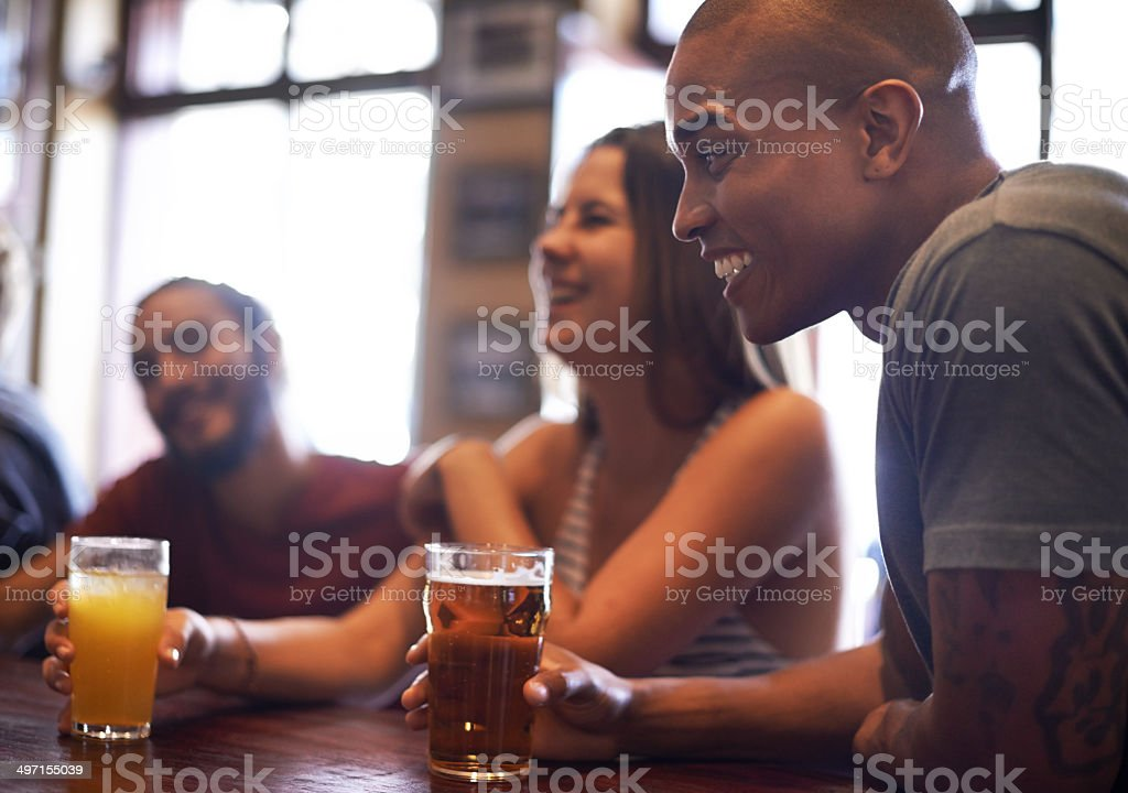 Our favorite local spot stock photo