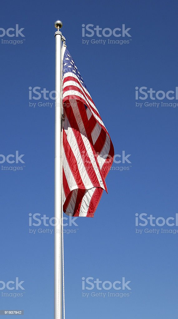 Our Flag stock photo