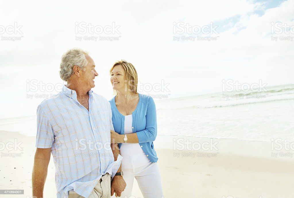 Our love will last forever royalty-free stock photo