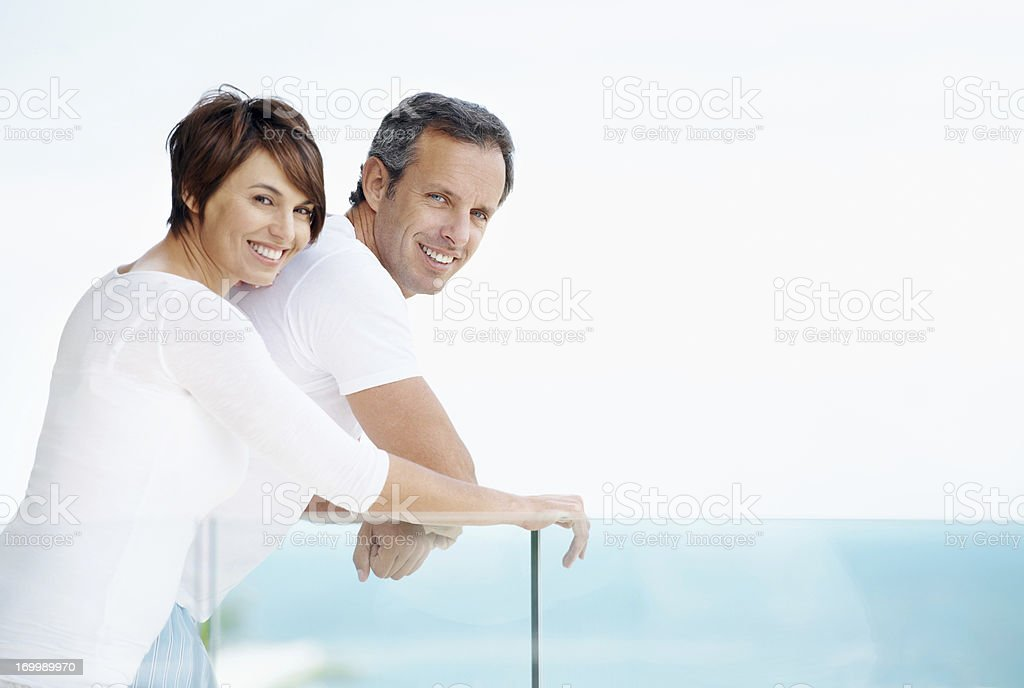 Our relationship grows stronger every day royalty-free stock photo